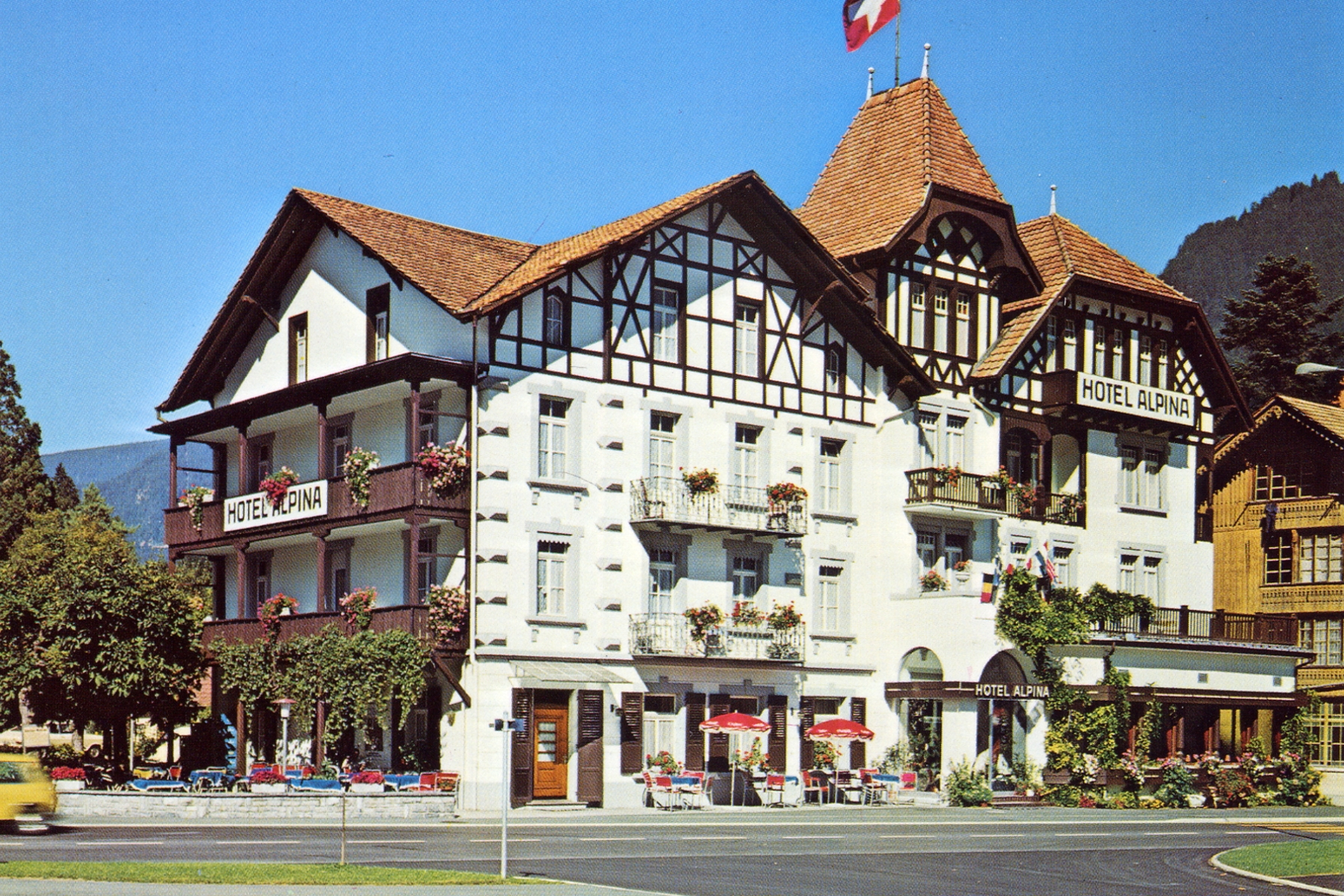 Alpina Hotel Interlaken Swiss Lodge 21505 0