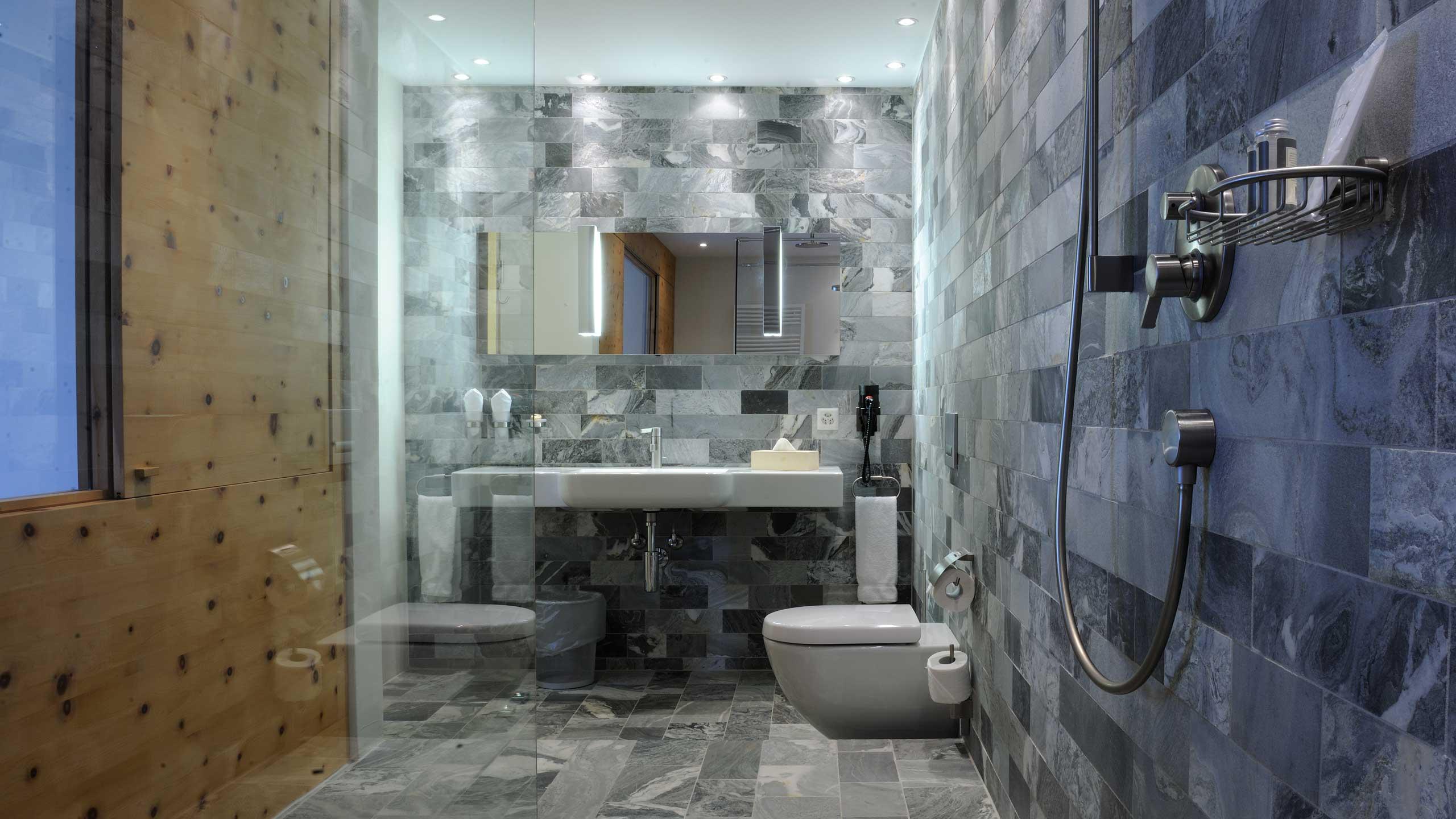 ... Badezimmer Natur Pur Suite ...