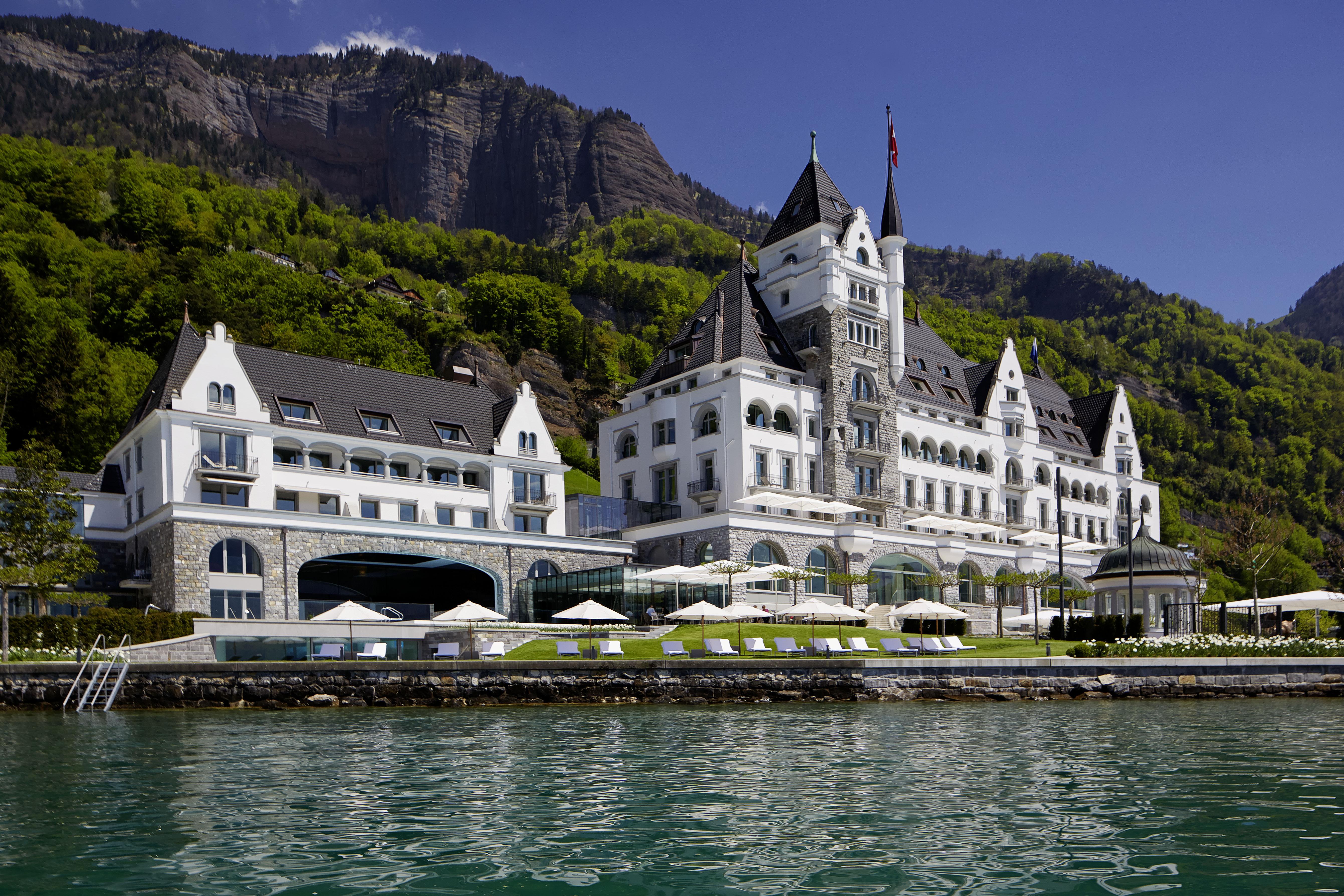 Hotel National Luzern Spa
