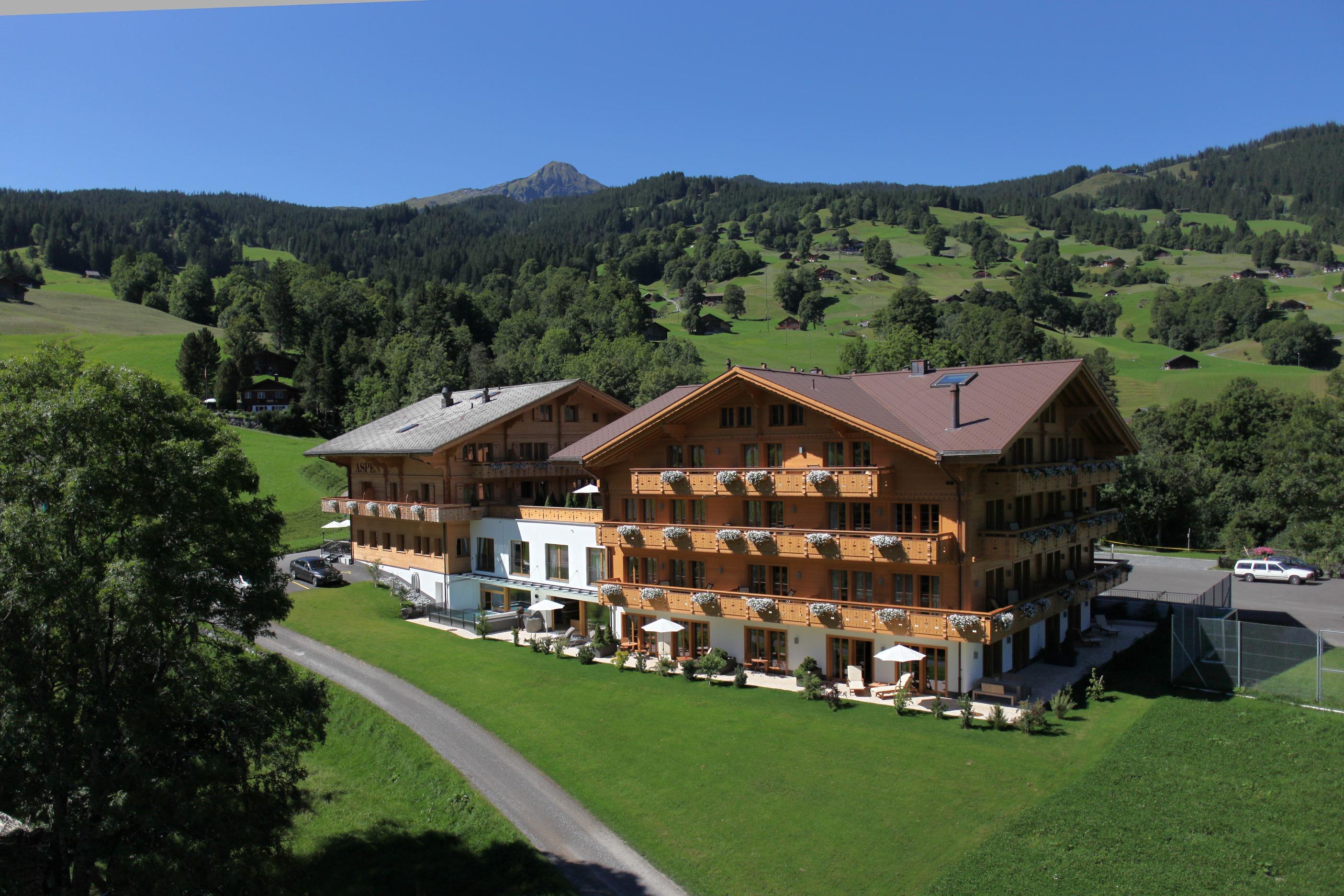Swisshoteldatach Swiss Hotel Directory - Hotel alpina grindelwald