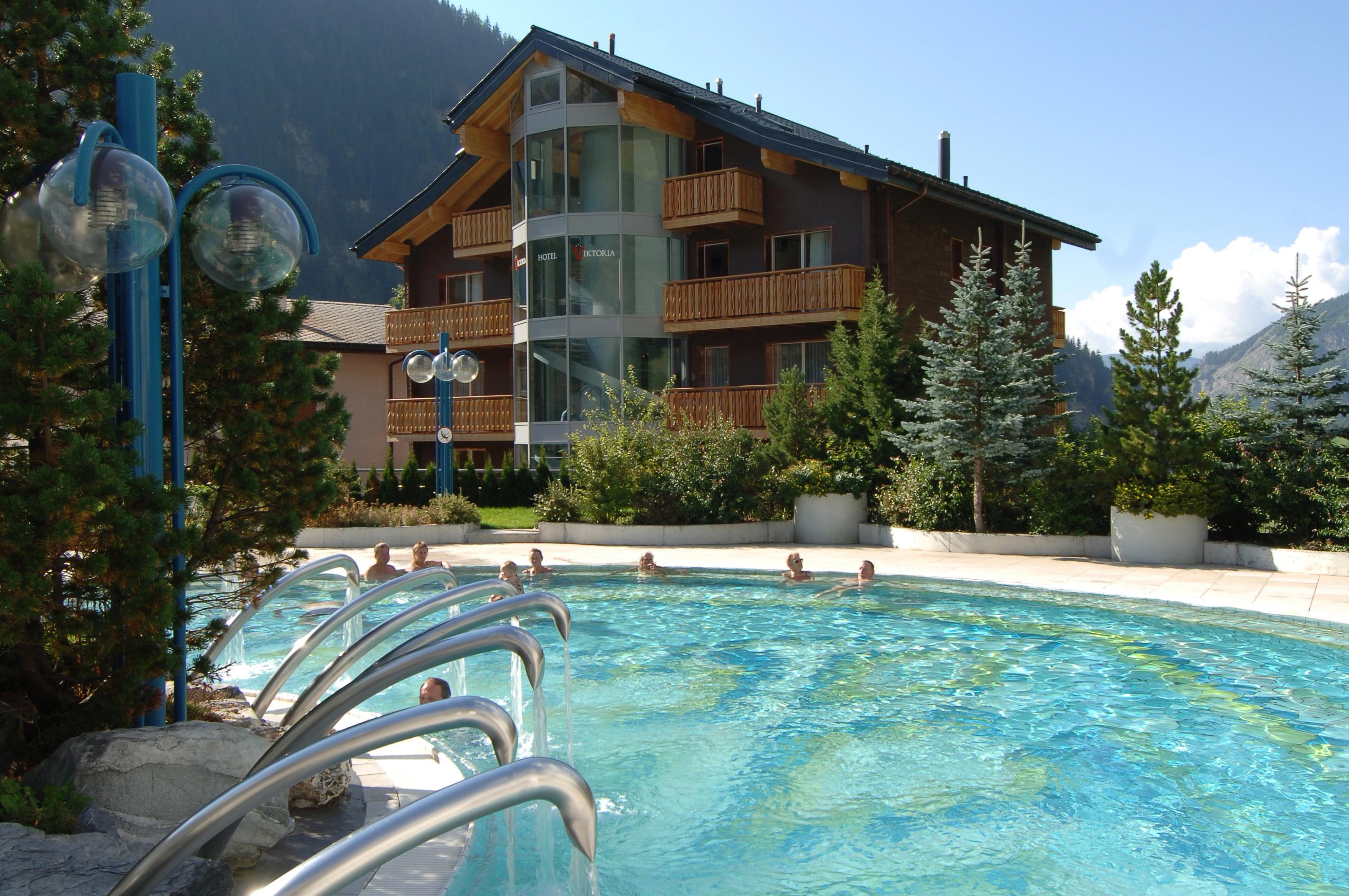 Guide de l h tellerie suisse for Design hotel viktoria