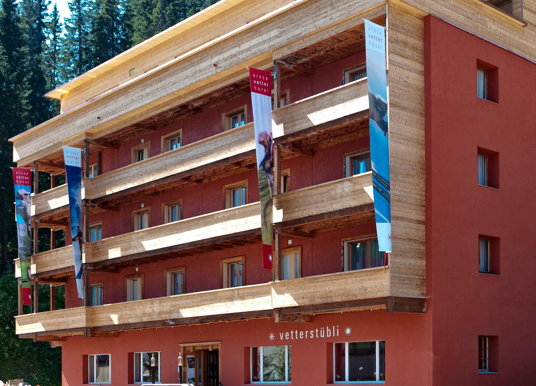 Umfassendes schweizer hotelverzeichnis for Hotel vetter