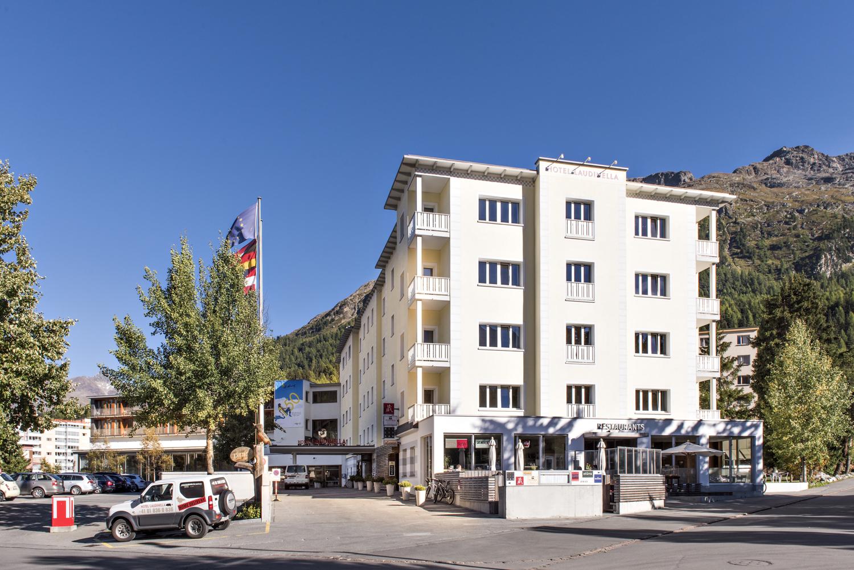 Hotel Laudinella St Moritz Bad
