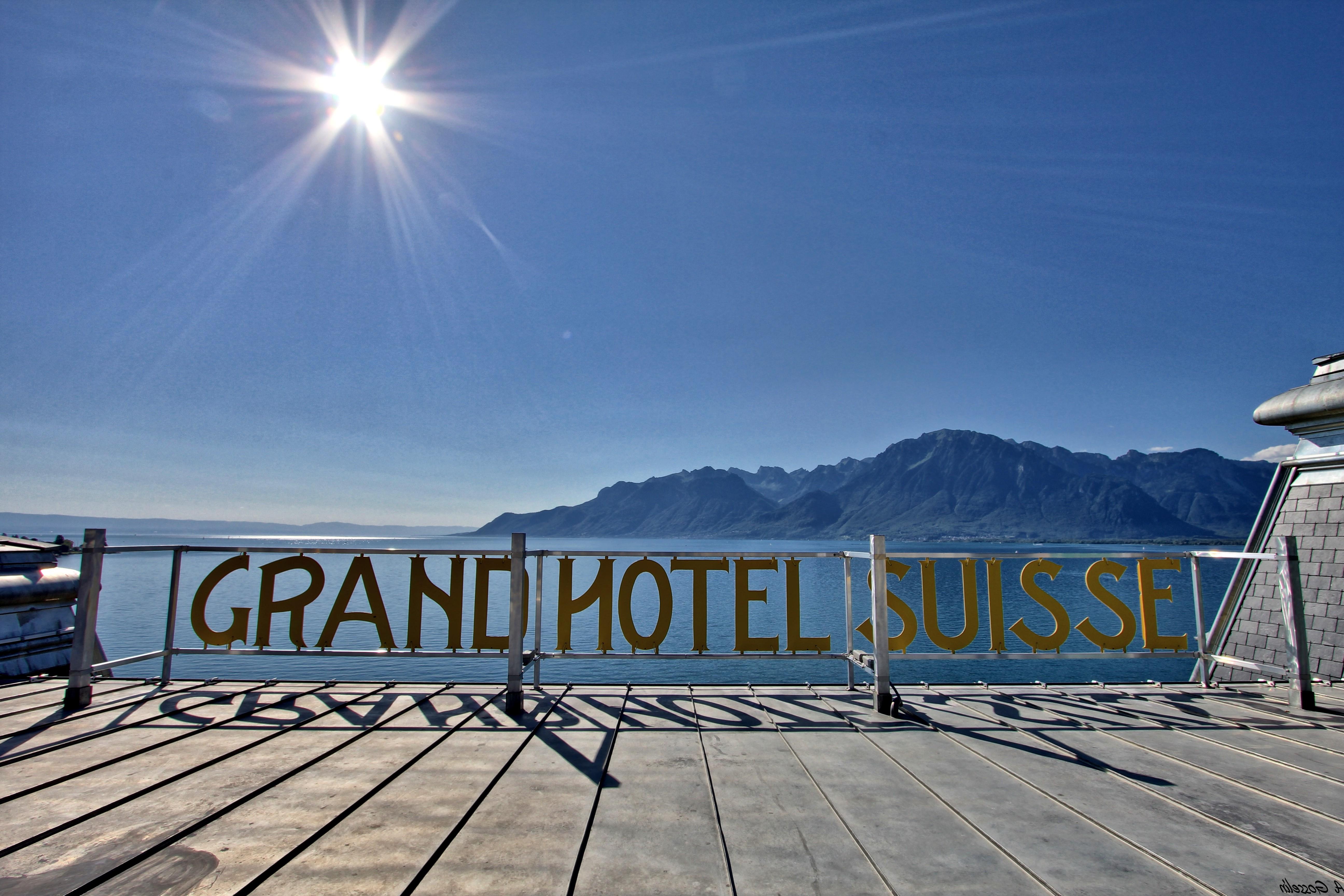 Grand Hotel Suisse Majestic Schweiz Tourismus