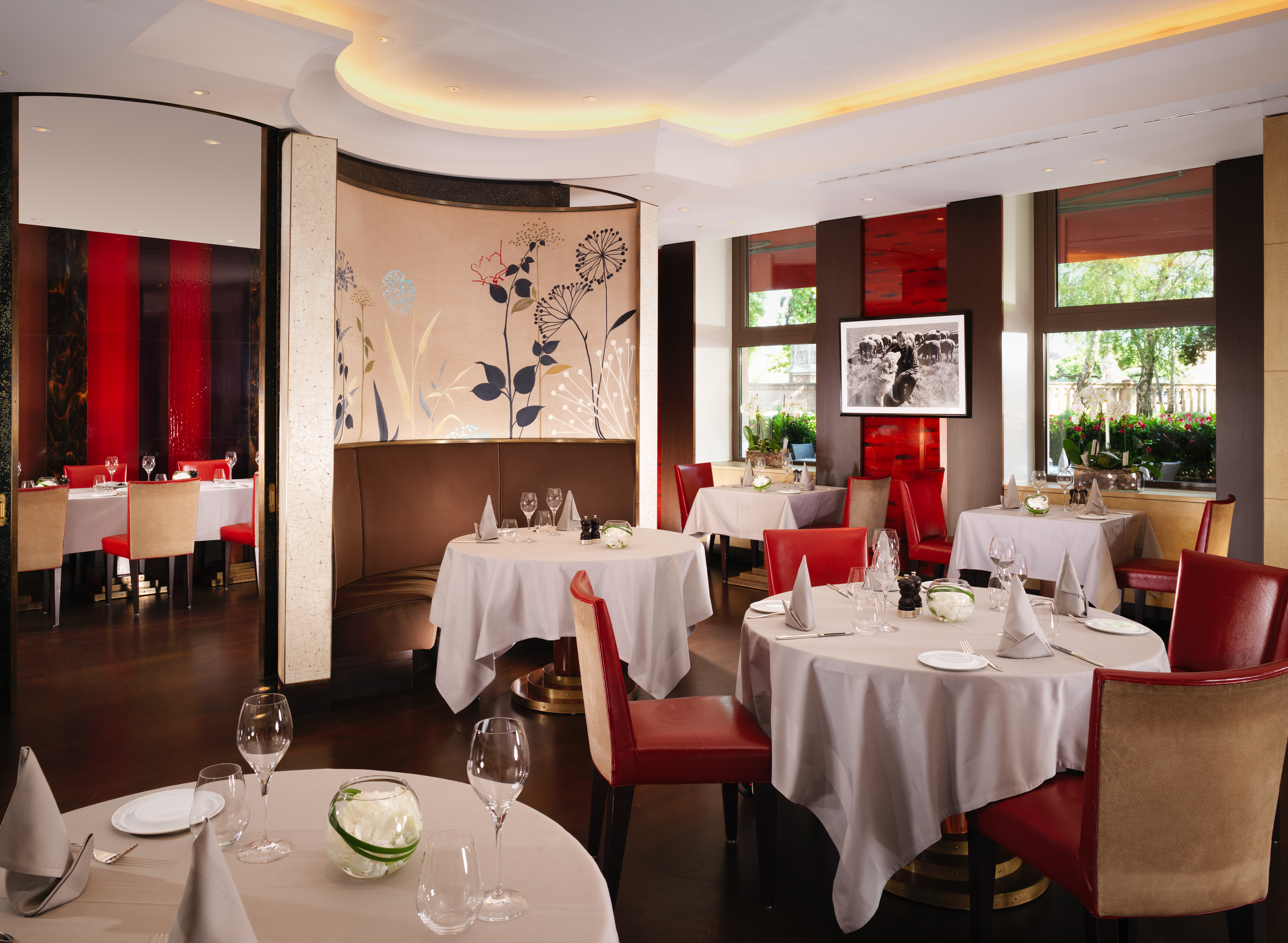 Umfassendes schweizer hotelverzeichnis for Le jardin richemond