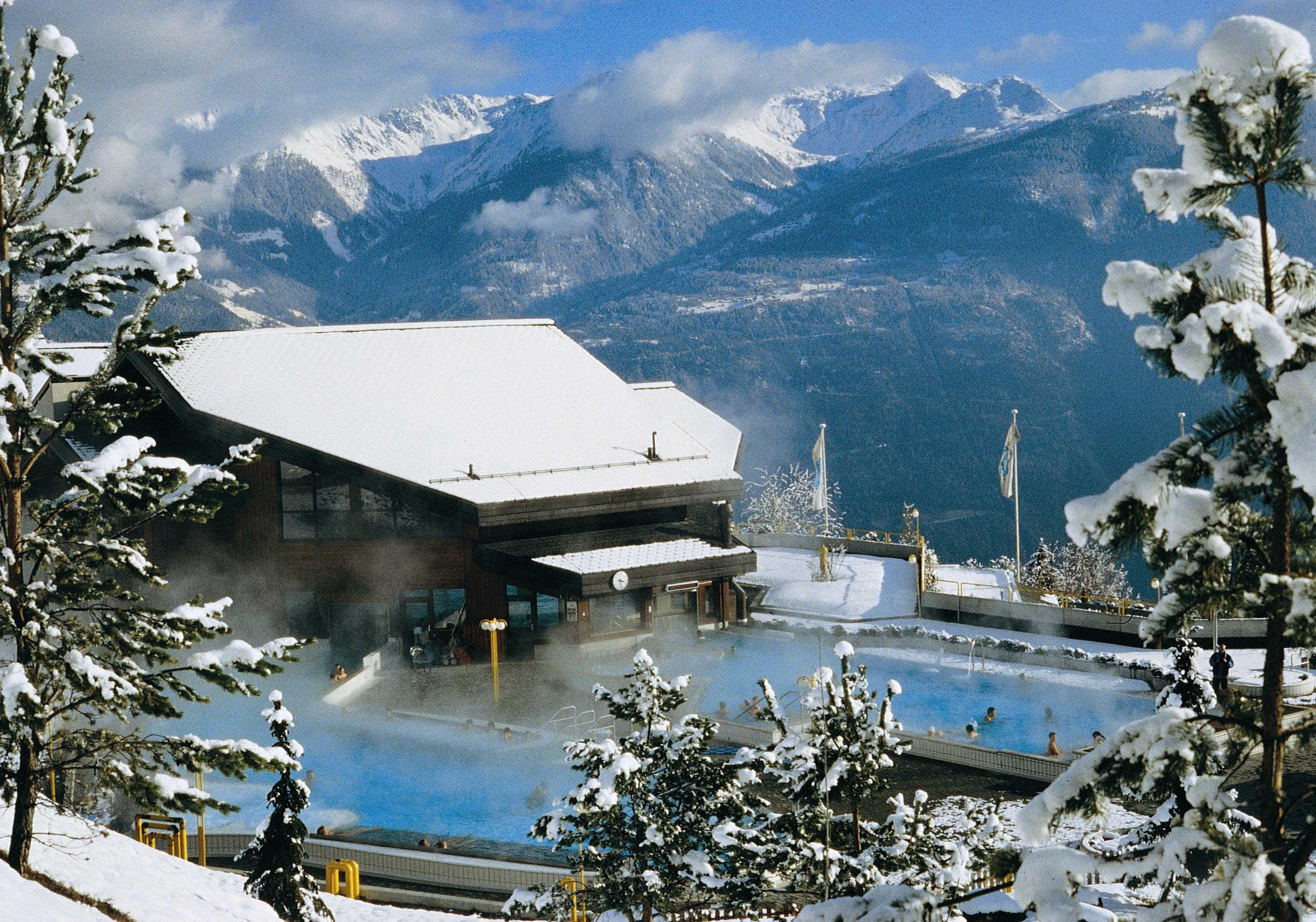 Guide de l h tellerie suisse for Les bains de