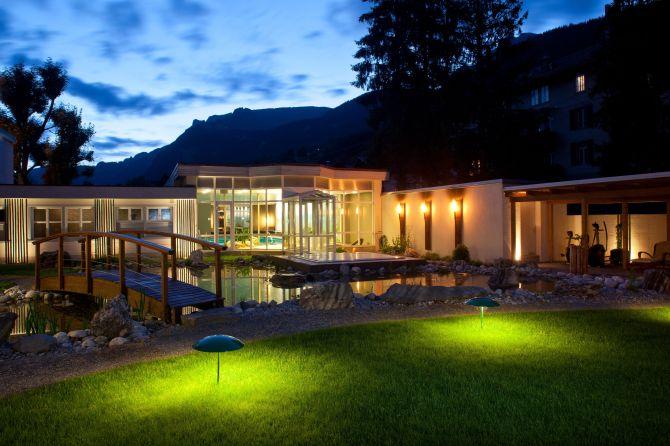 Garten - Hotel Belvedere Grindelwald