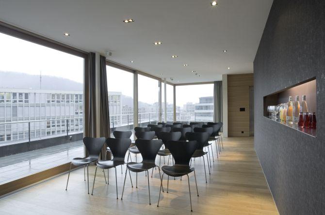 Meeting Raum mit Rundsicht