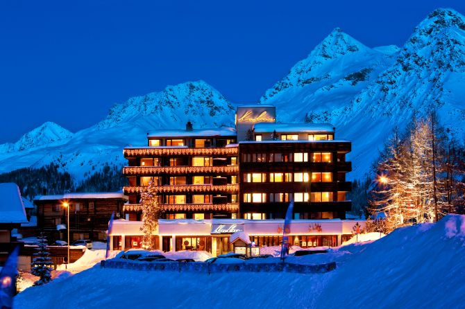 Arosa Kulm Hotel - Winter