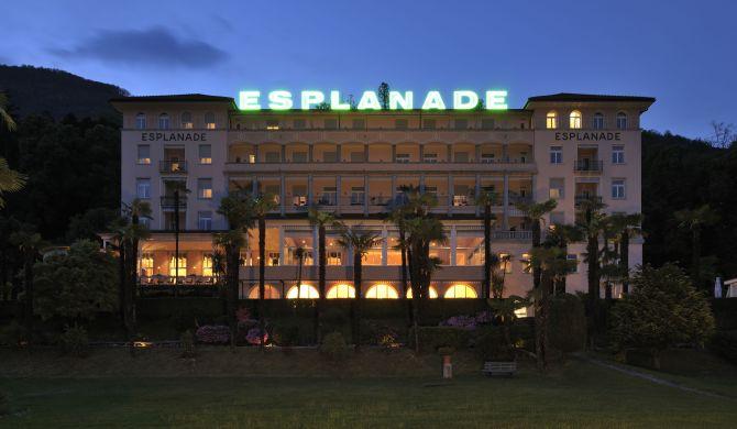 Esplanade Hotel Resort & Spa at night