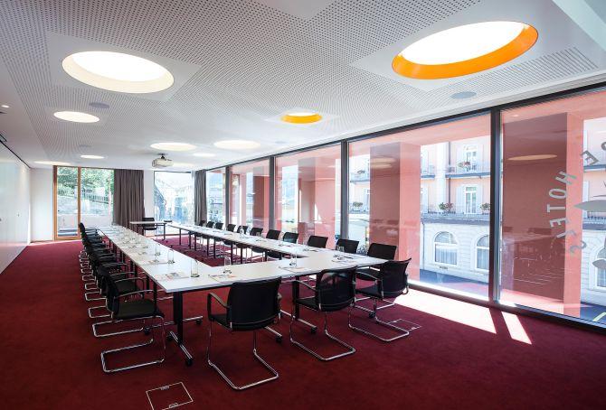 Seminar- & Konferenzräume