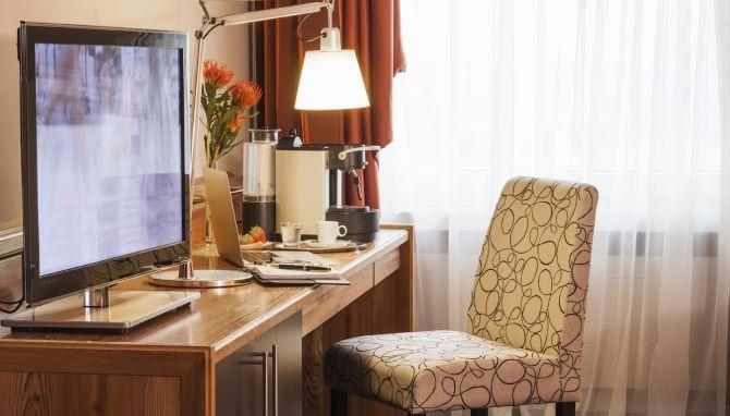 Mövenpick Hotel Egerkingen Zimmer