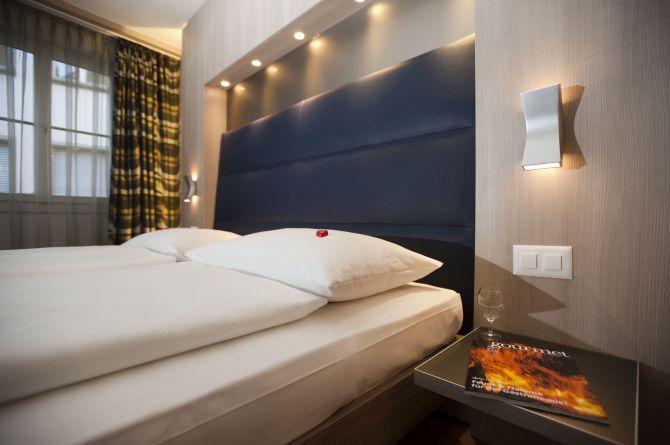 Doppelzimmer - Hotel Alexander