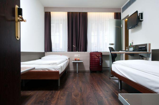 Zweibettzimmer - Hotel Alexander
