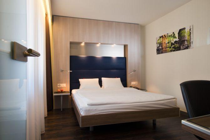 Businesszimmer - Hotel Alexander