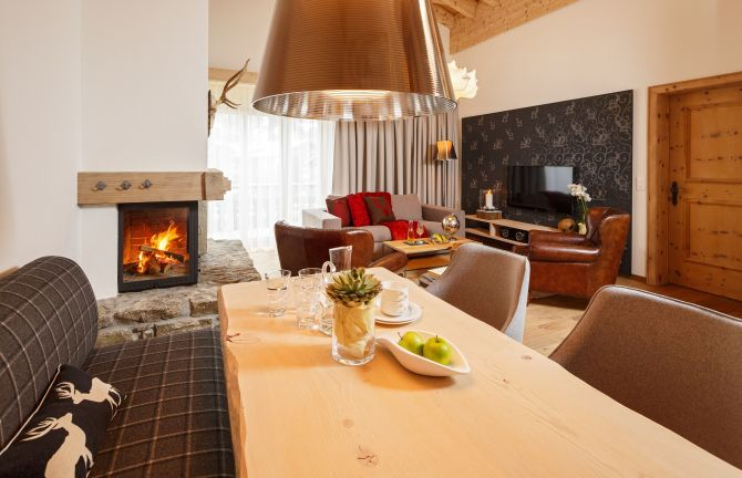 Appartement Superior Alpenchic 80 m2