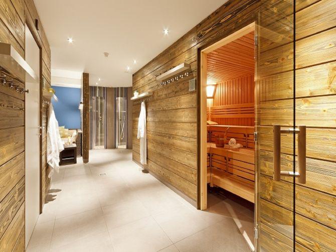 Saunabereich Hotel Piz Buin Klosters
