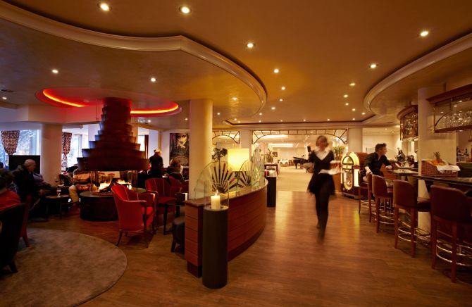 Hotel-Bar/Lounge