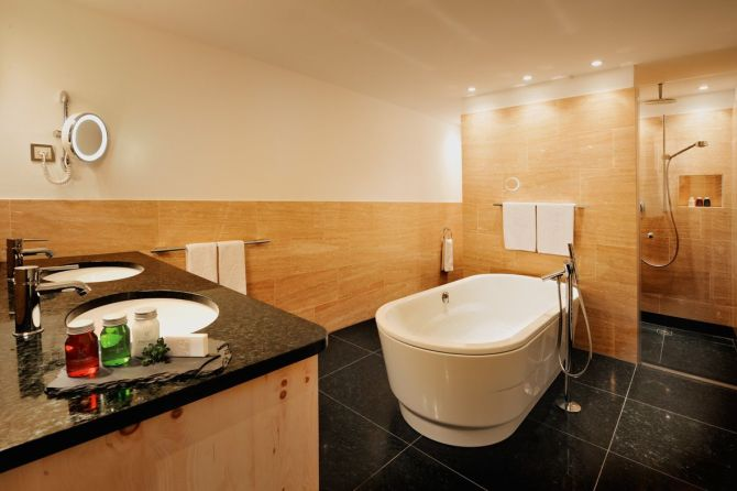 Badezimmer Grande Suite #19