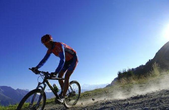 Biker Paradies Goms