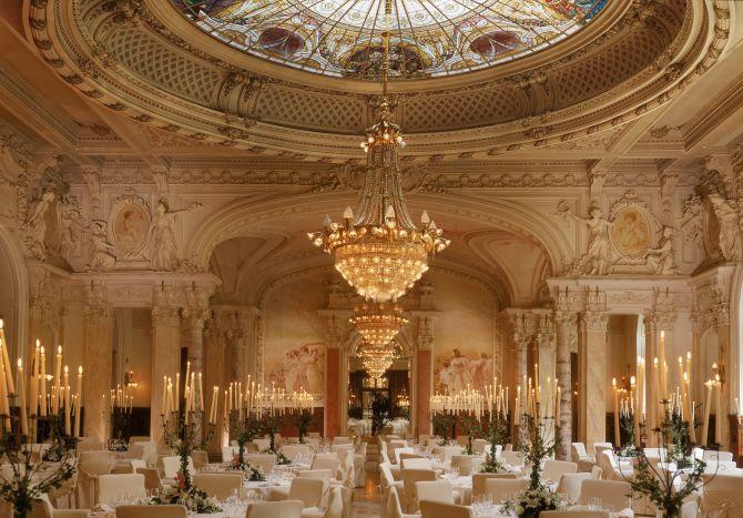 Sandoz ballroom