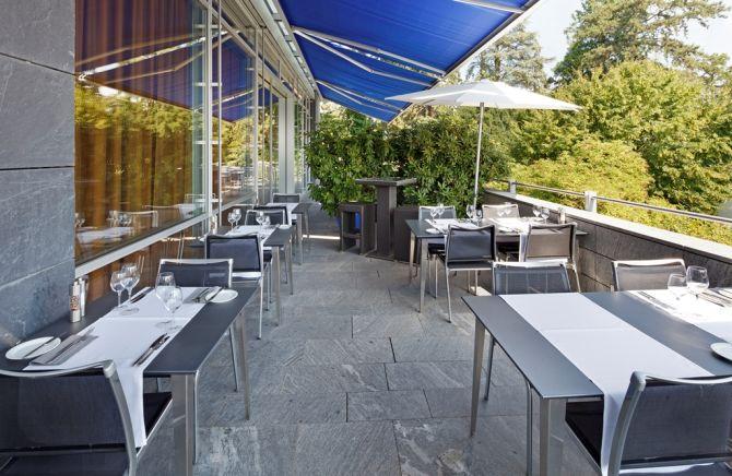 Terrasse Restaurant Sedartis
