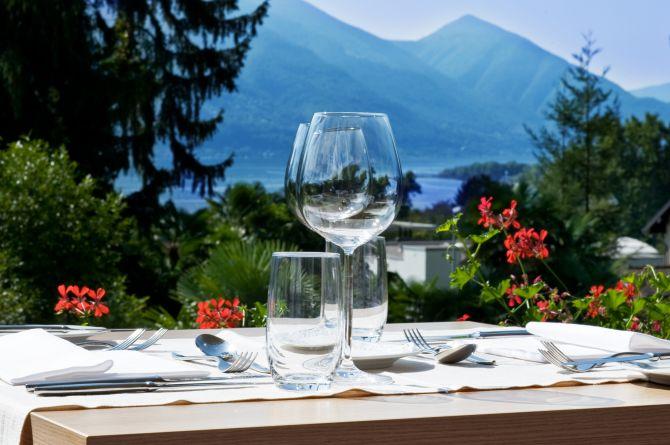 Restaurant La Belle Epoque Terrace