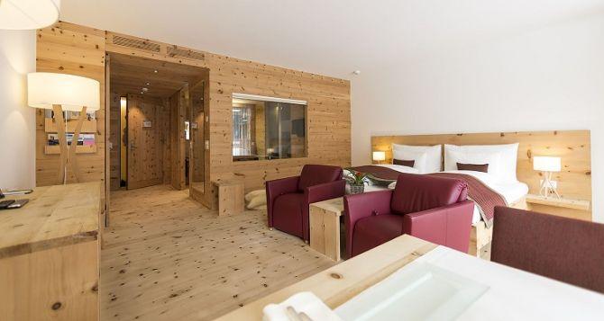 Terrassen Junior-Suite