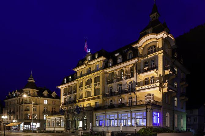 Hotel Fassade