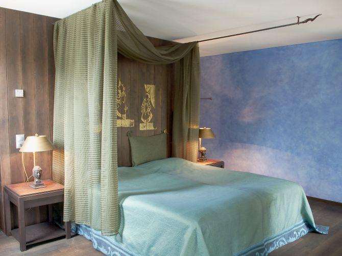 Thai-Suite Himmelbett