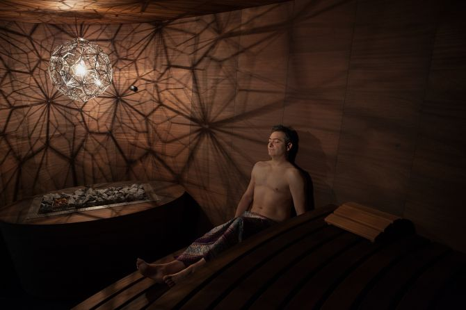 Cocon-Thai-Spa Kräutersauna