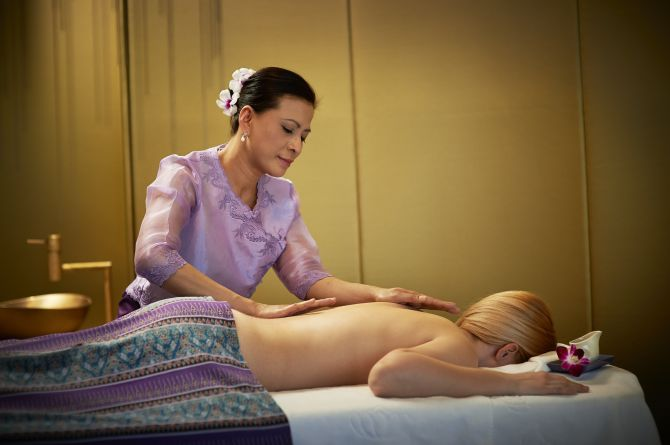 Cocon-Thai-Spa Massage