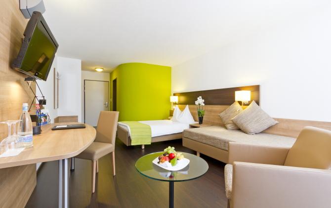 Doppelzimmer zur Alleinbenutzung