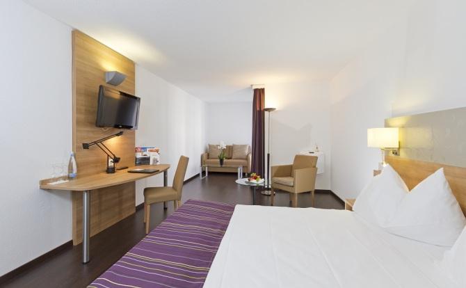Hotel Olten Zimmer