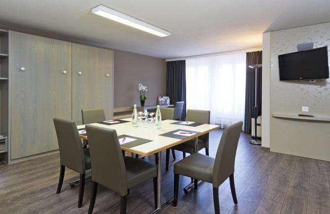 Hotel Olten Sitzungszimmer