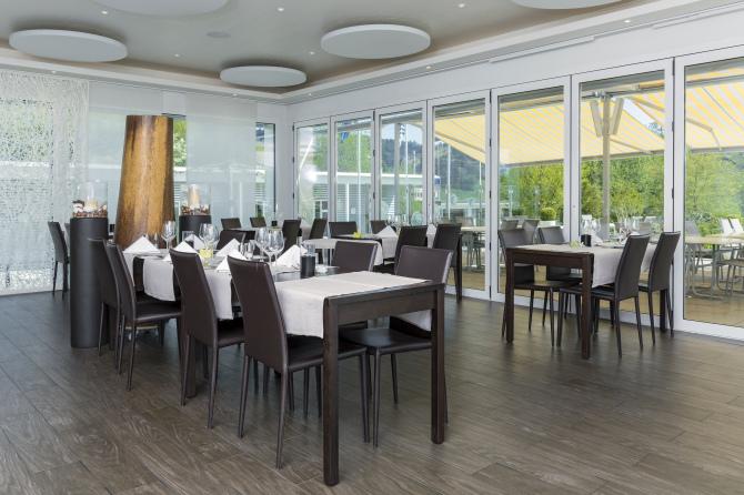Golfrestaurant - Wintergarten