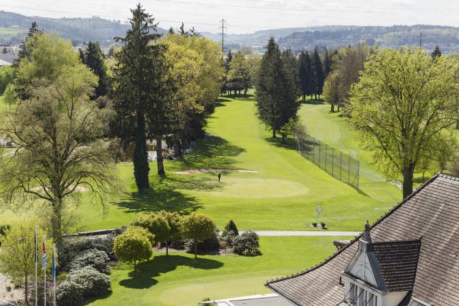 Golfplatz 18-Loch