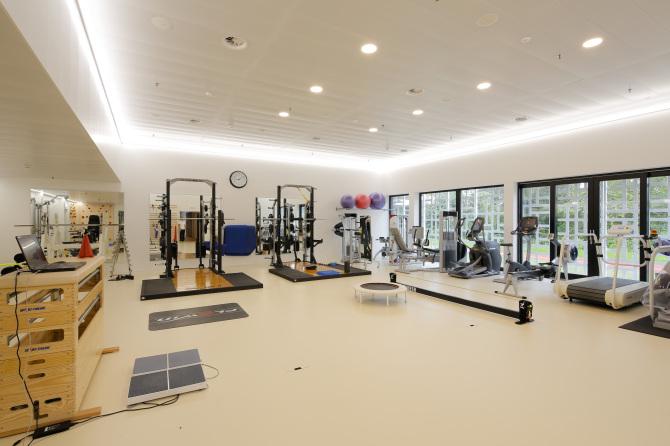 Aktivbereich Zentrum für Medizin & Sport / Swiss Olympic Medical Center