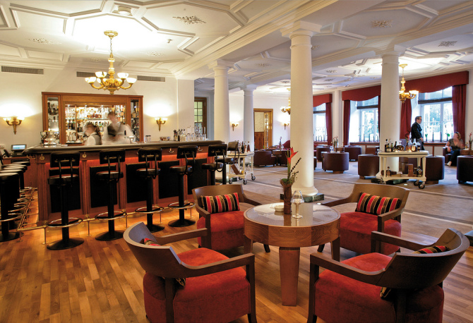Kempinski Bar
