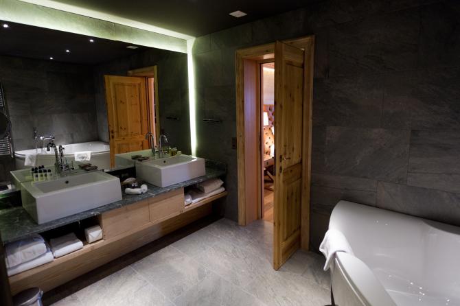 Suite Royal - salle de bain