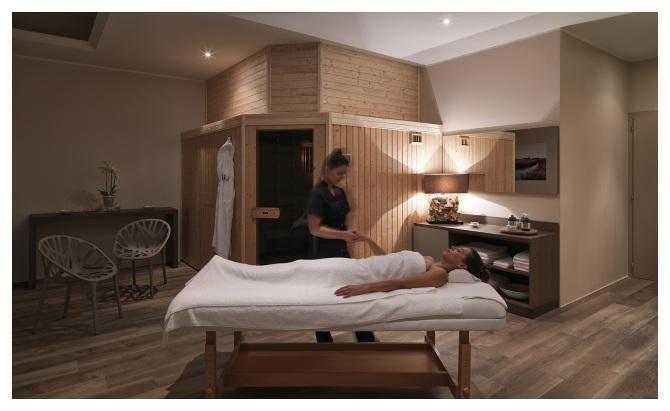 Wellness - Salle de Massage