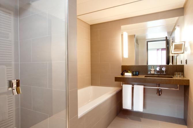 Badezimmer Suite/Apartment