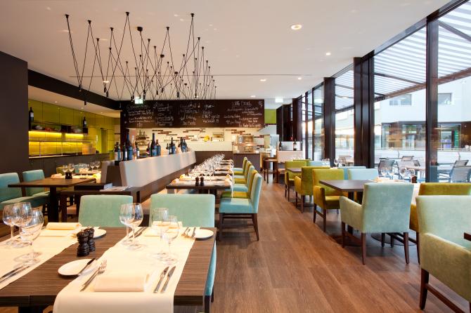 WEINWIRTSCHAFT lounge - restaurant