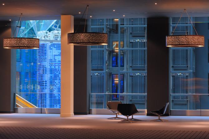 Foyer für Saal Zürich