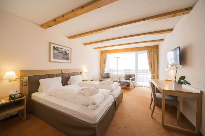 Double Room Superior - Sunstar Alpine Hotel Grindelwald, Switzerland