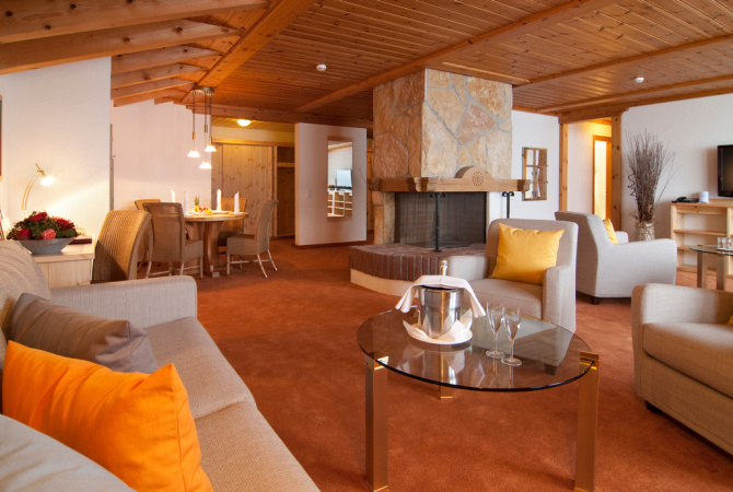 Suite - Sunstar Alpine Hotel Grindelwald, Switzerland
