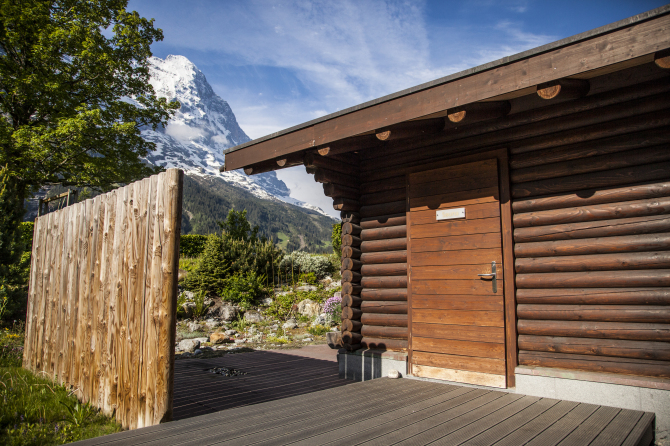 Sauna - Sunstar Alpine Hotel Grindelwald, Switzerland