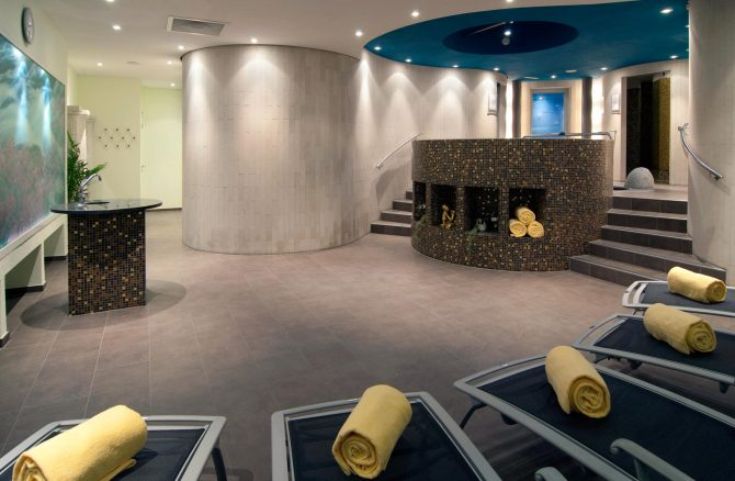 Wellness & Spa - Sunstar Alpine Hotel Grindelwald, Switzerland