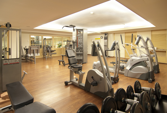 Gym - Sunstar Alpine Hotel Grindelwald, Switzerland