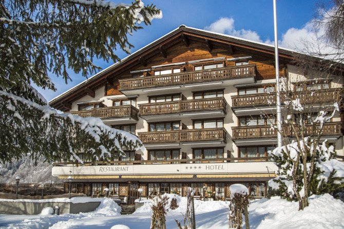 Hotel Klosters Summer Season - Sunstar Boutique Hotel Klosters Switzerland